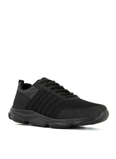 Slazenger Slazenger Torres Koşu & Yürüyüş Erkek Ayakkabı  Siyah